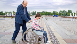 how to meet wheelchair people